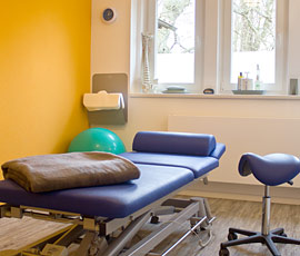 Manuelle Therapie - Physiotherapie Celle